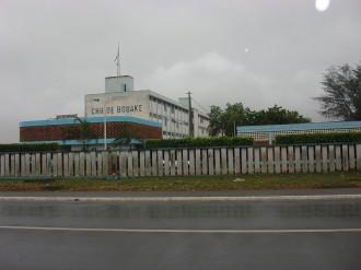 Le choléra guette le CHU de Bouaké.