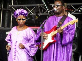 Amadou et Mariam : le couple disque dÂ'or de retour à Bamako