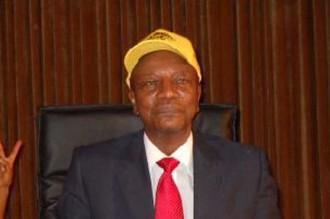 EXCLU : Alpha Condé : «Cellou Dalein Diallo est le candidat d'une mafia et non le candidat des PeulhsÂ… »