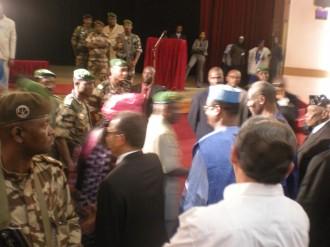 Niger: Le patron des services secrets limogés