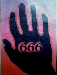 GHANA: La fin du monde avec l'apparition du signe 666 sur les fronts