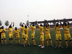 KOACINAUTE CI: Le SACRABOUTOU sport de Bondoukou enregistre sa première défaite en 3ème division