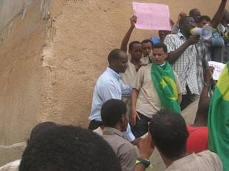 RECENSEMENT: Heurts à Nouakchott !