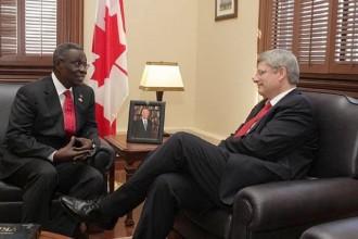 GHANA: Atta Mills en campagne contre lÂ'ingérence occidentale en Afrique