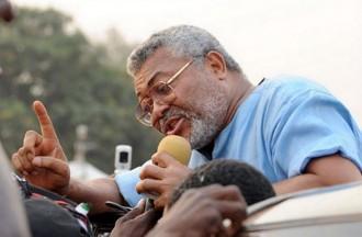 GHANA :  Rawlings souffre de lÂ'indiscipline dans le pays