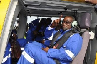 GHANA :  Atta Mills annonce la bataille de 2012 !