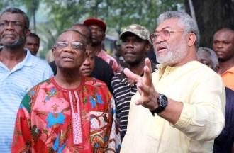 GHANA :  Le pouvoir NDC et Rawlings célébreront-ils la Révolution du 31 décembre ?