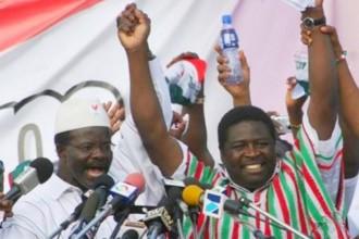 GHANA 2012: Nduom quitte la CPP avec armes et bagages