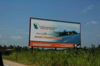 GHANA : Ultime testament de la route avant le cap 2012 !