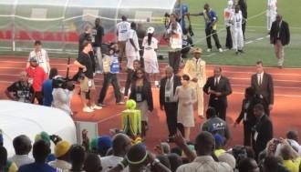 GABON: L'ONUSIDA et la Fondation Sylvia Bongo Ondimba renforcent leur collaboration
