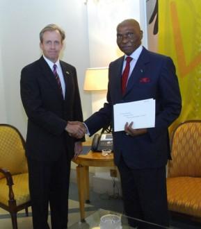 COMMUNIQUE DE LA PRESIDENCE DE LA REPUBLIQUE DU SENEGAL