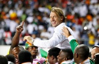 GHANA : LÂ'entraîneur Hervé Renard refuse de sÂ'aventurer au Ghana