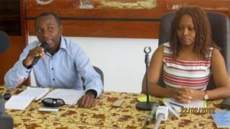 GABON: Conférence de Presse de Maitre Paulette Oyane Ondo