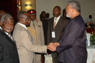 GHANA 2012 : Divergences Atta Mills-Rawlings : Les Chefs traditionnels pourront-ils désamorcer le clash ?