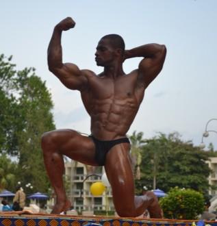BODYBUILDING: Championnat de Côte d'Ivoire