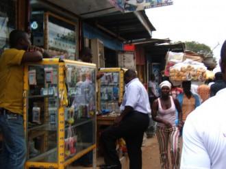 GHANA : Les commerçants Â'Â'sans papiersÂ'Â' soumis à un contrôle dès ce mardi