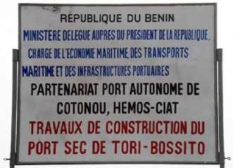 BENIN : Port sec de Tori-Bossito : Le Gouvernement n'en finit plus de s'expliquer