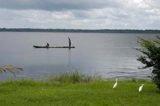 Gabon : Pollution pétrolière dans la Lagune Fernan Vaz