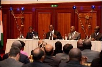 Côte d'Ivoire : A Berlin, Alassane Ouattara rencontre les milieux économiques Allemands