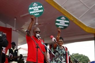 Ghana : John Mahama évoque lÂ'éventualité dÂ'une démission