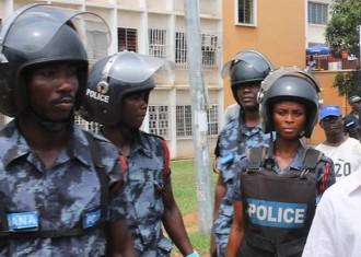 Ghana : Après les Jeunes patriotes, les Jeunes démocrates mettent la Police au défi