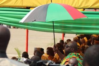 Ghana :  Les électeurs de la région du Volta défient le multipartisme !