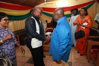 Ghana :  Contentieux électoral : La plainte dÂ'Akufo Addo Â'Â' inondée Â'Â' à la Cour Suprême