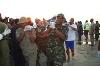 Nigeria : Un naufrage dans le sud du pays fait 9 morts et 117 disparus