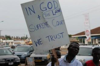 Ghana : Kenyatta, Président confirmé au Kenya,  quÂ'en sera-t-il du sort de Mahama ?