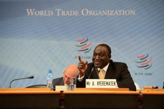 Ghana : Pourquoi le Ghana et lÂ'Afrique ont perdu le siège de lÂ'OMC ?