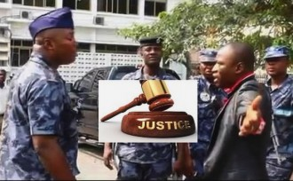 Ghana : La marche à hauts risques du groupe de pression AFAG avortée