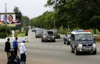 Ghana : Restriction de Â'Â'libertéÂ'Â' pour les véhicules dÂ'Etat, à chacun son « show »