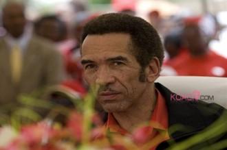 Insolite : Un président Africain attaqué par un guépard
