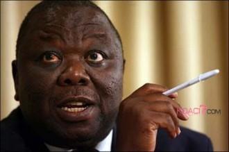 Zimbabwe: Tsvangirai demande le report des élections au 31 octobre