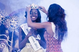 Ghana :  La couronne Miss Ghana remise en jeu