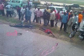 Cameroun: Les chauffeurs de moto-taxi drogués causent de nombreux accidents