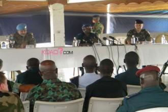 Cote dÂ'Ivoire: LÂ'Onuci, les Frci et la Licorne, sÂ'allient dans la lutte contre les coupeurs de route