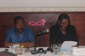 Côte d'Ivoire : Le burida fait la leçon aux journalistes