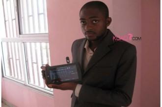 Cameroun: Un jeune ingénieur crée une tablette tactile pour les services de Cardiologie