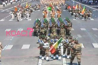 Mali : 14 juillet, Les armées africaines défilent sur les champs elysées