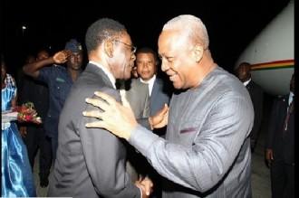 Guinée Equatoriale : Sommet des Chefs dÂ'Etat du Golfe de Guinée