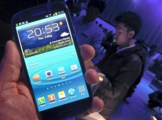 Téléphonie : Samsung coiffe Apple sur le marché mondial !