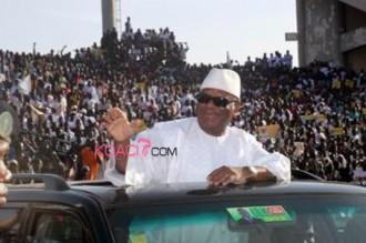 Mali: LÂ'élection dÂ'Ibrahim Boubacar Keïta confirmée par la cour constitutionnelle