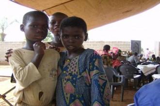 Nigeria: 25 enfants destinés à la 'vente' sauvé dÂ'un faux orphelinat