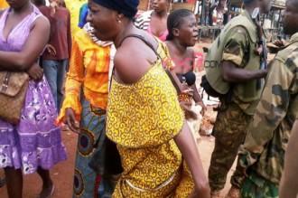 Centrafrique: La psychose sÂ'installe à Bangui