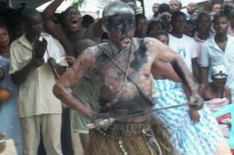 Ghana : Parti à lÂ'église, le féticheur Kweku Bonsam dément avoir accepté Jésus