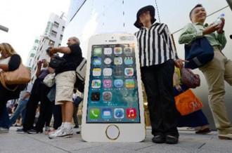 Téléphonie : Nouvel Iphone avec iOS7