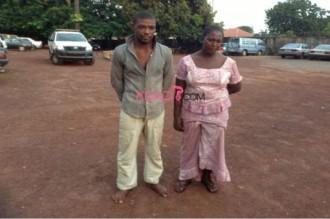Nigeria : Une femme simule son enlèvement pour soutirer une rançon à son mari