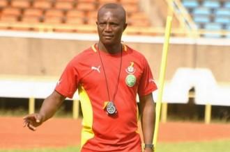 Mondial 2014 :  Le Ghana ne va pas reléguer lÂ'entraîneur des Black Stars au second plan