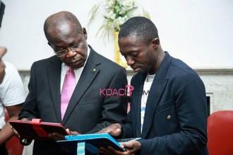 Ghana : G slab, la première tablette numérique conçue par un jeune Ghanéen